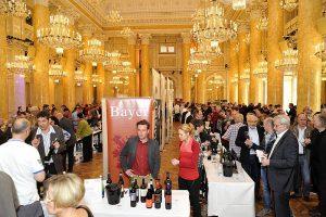 Fiera di vino in Viena